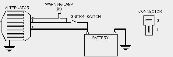 Nippondenso Car Ignition Wiring Diagram on