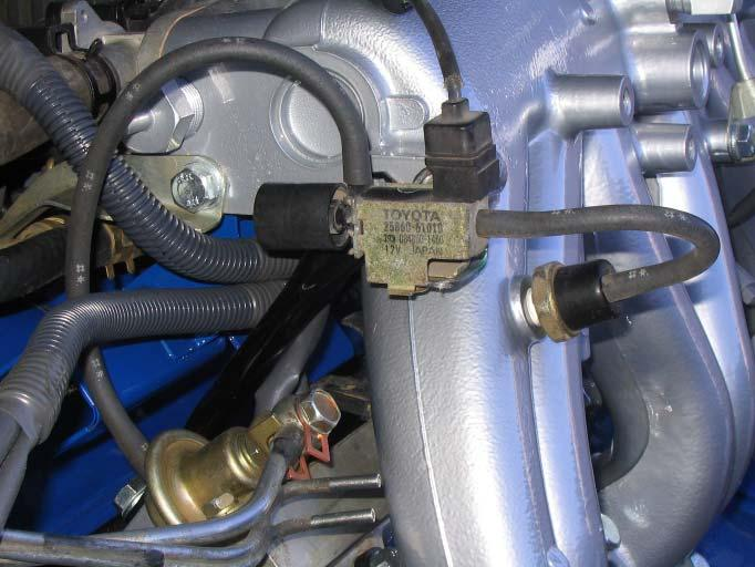Adapting 3FE Induction to a 2F in a 1969 FJ40 aft - PDF