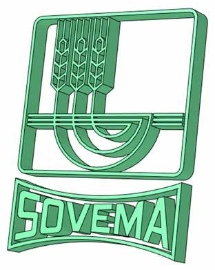 CONGRATULATIONS  Thank you for buying a SOVEMA manufactured