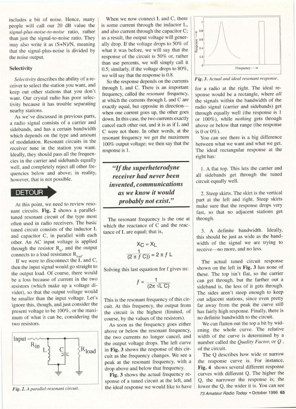Qrp Low Power Fun Including Ham Radio October 1996 Issue 433 Circuit Trainer For Professionals Logic Gate Trainerii Usa 395 Canada 495 Multi Band Dipole Field Day Pdf
