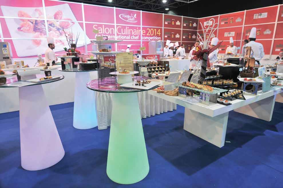 Feed your business  Exhibit today! Saudi Arabia s only