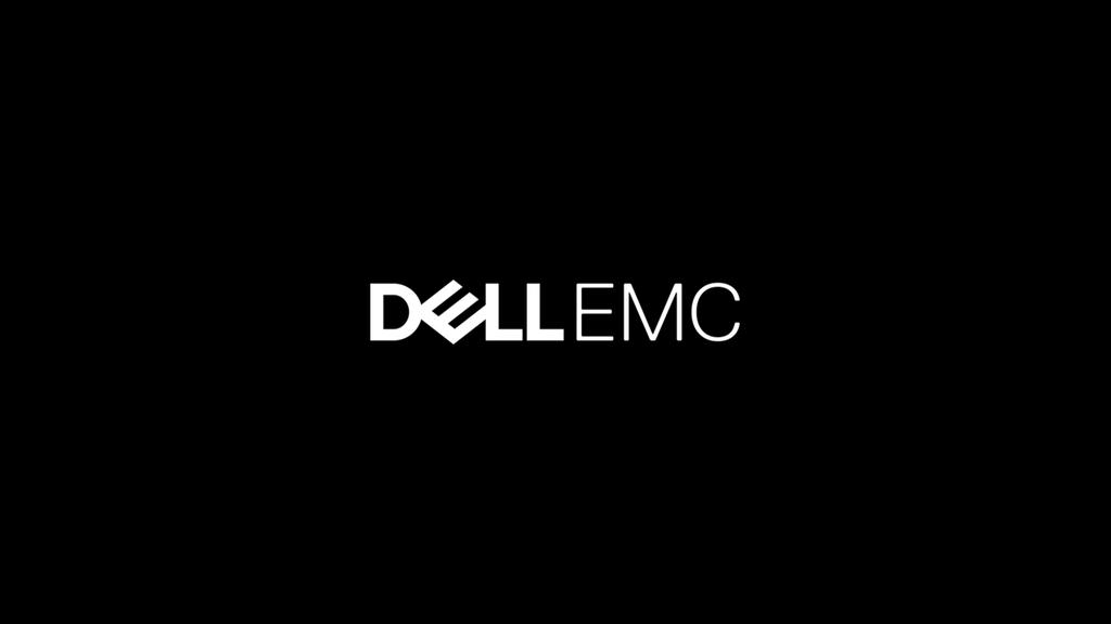 Welcome to the Dell EMC VxRail Appliance Technical Overview