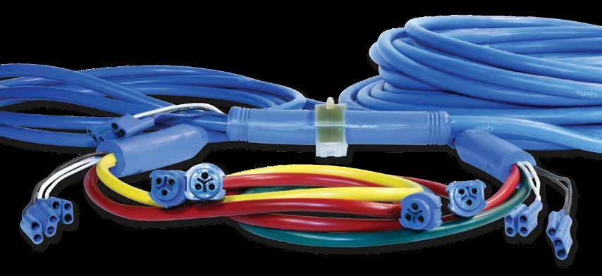Optronics A7WCBP Wire Harness