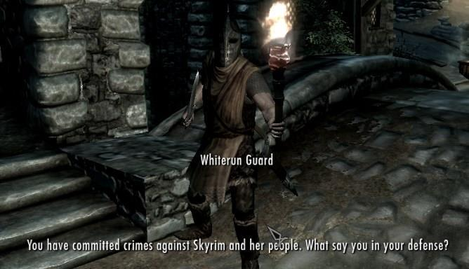 AN ANALYSIS OF RACISM PORTRAYED IN BETHESDA S THE ELDER SCROLLS V