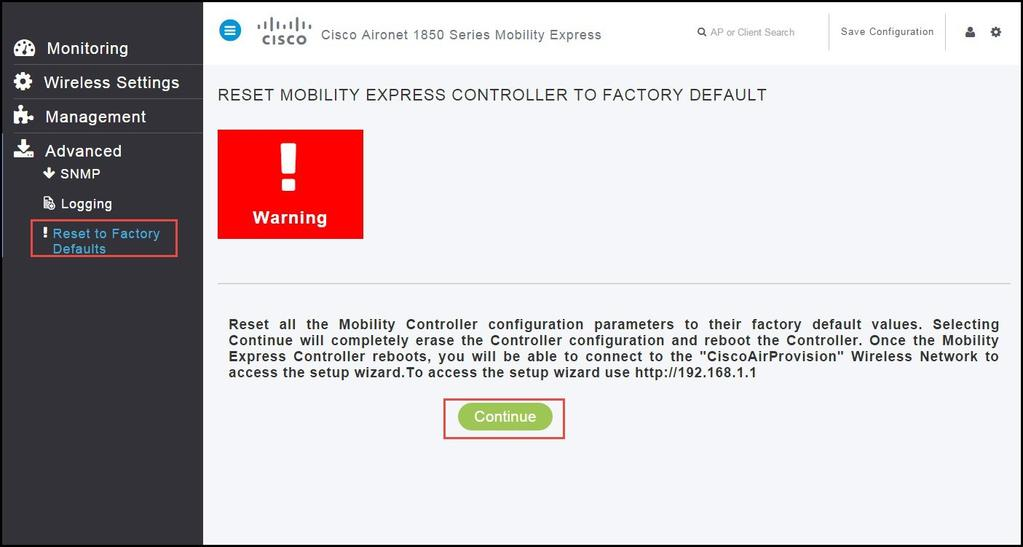 Cisco Mobility Express Deployment Guide - PDF
