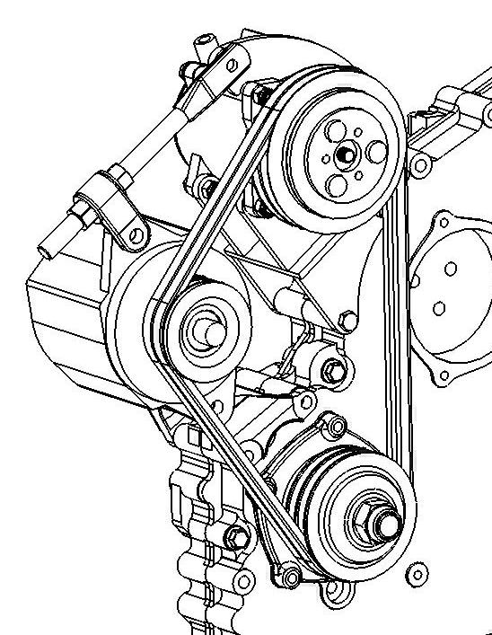 Welcome To The Kenway Compressor Mount Installation Instructions