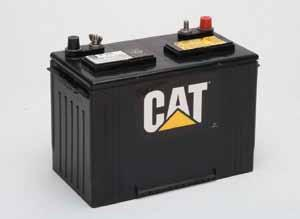 2011 Cat Batteries Cross Reference Guide - PDF