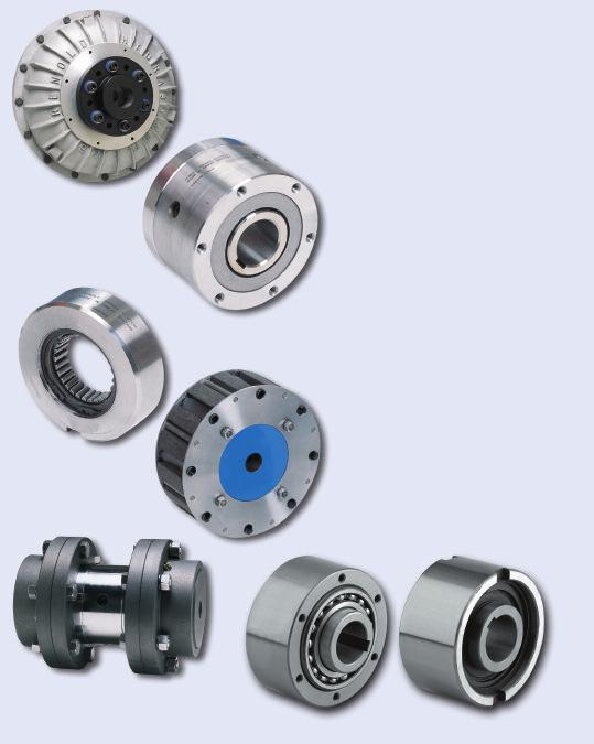 Couplings  Resilient and Soft Start Couplings  7th Edition - PDF