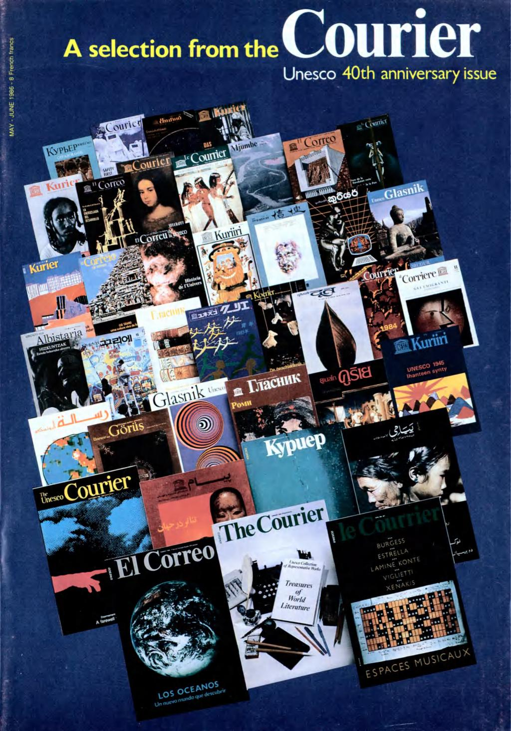 A selection from the Unesco 40th anniversary issue - PDF