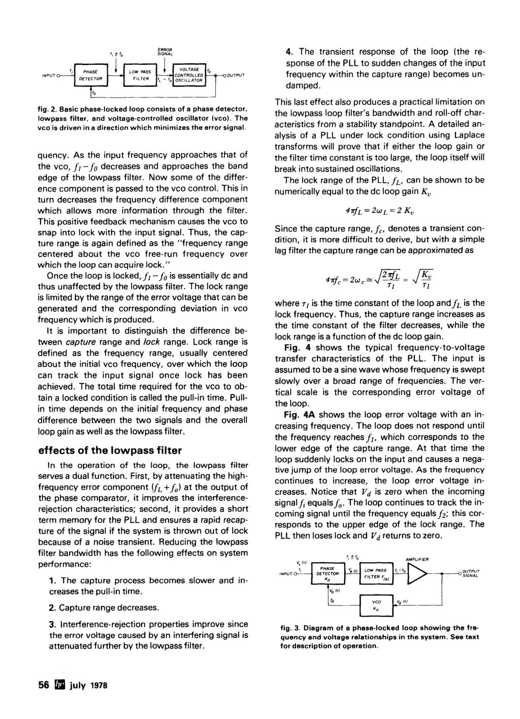 Radio Ham Magazine July 1978 J Antenna 74 Variable Power Supply 36 Thomas Henry 555 Vco Circuit Working Outs Error 1 Fo Sgnal Voltage Nput Controlled Output L Oscllator