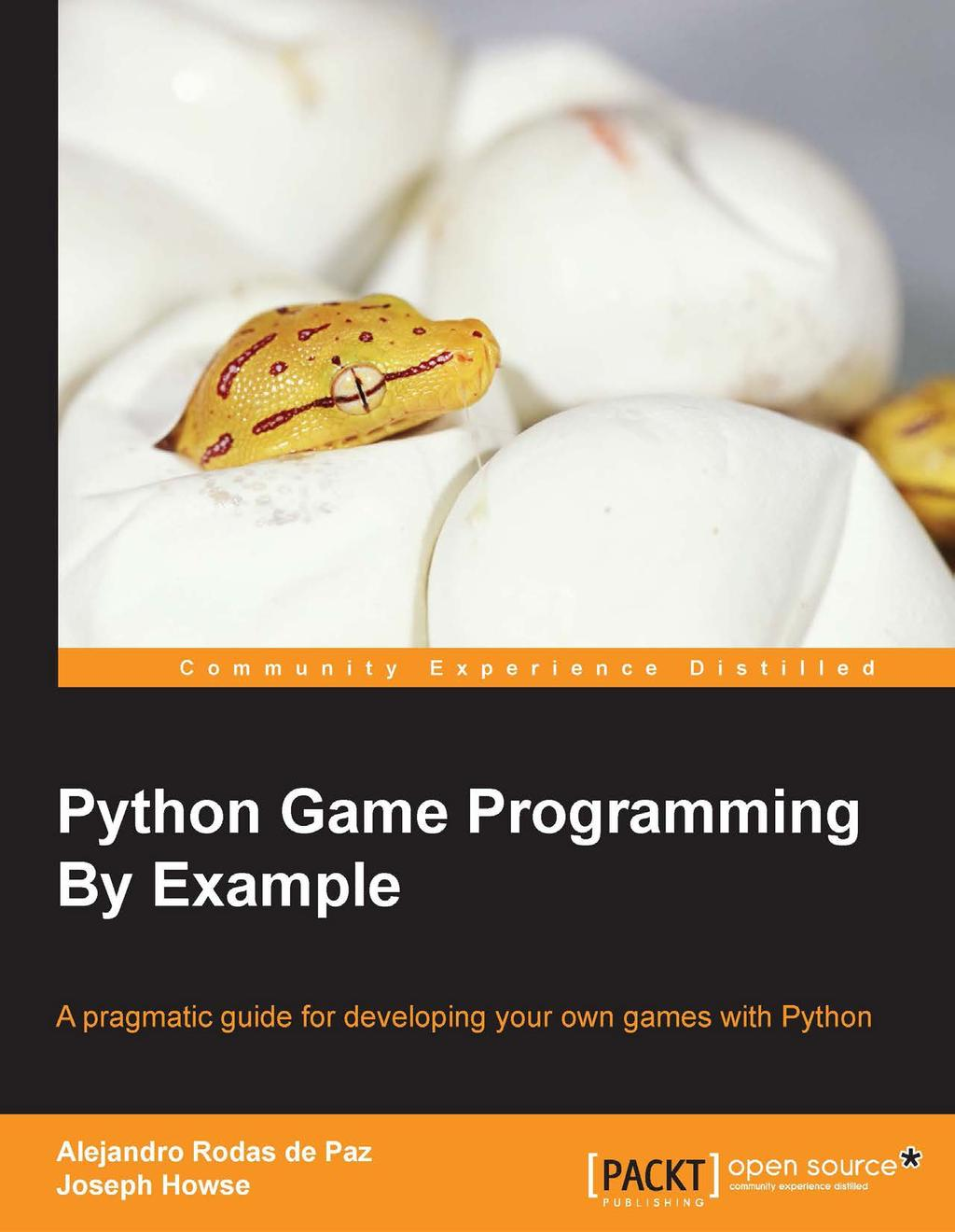 Python Game Programming By Example - PDF
