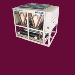 Air-cooled & Water-cooled Scroll Chillers - PDF
