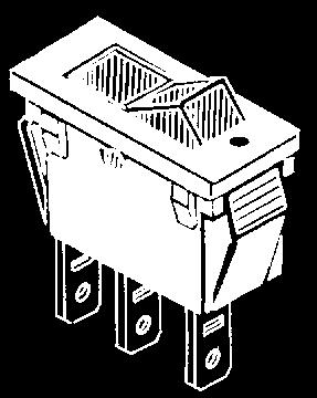 wel e to the world of surplus electronics pdf LED Rocker Switch Wiring Diagram 50 each dpdt on off on arcolectric 3970ba d p d t center