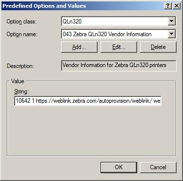 The set of Cloud Connect/weblink details that can be configured