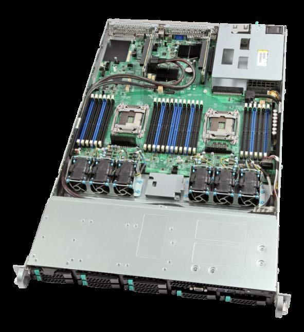 Intel R2224WT Server System Mac