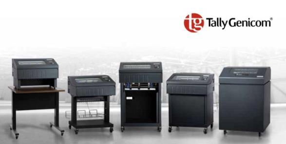 TallyGenicom 8108 64bit Printer Vista