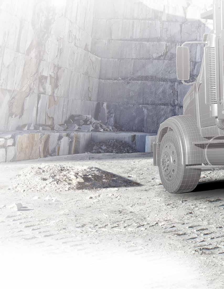 TRUCK MODEL APPLICATIONS  Steer and Non-Steer Lift Axle