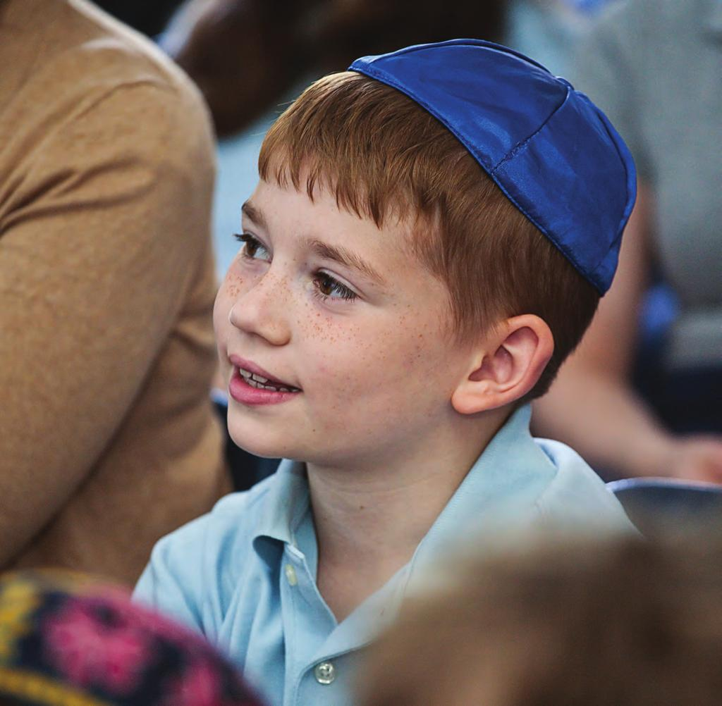 WORLd ENGAGE THE ENGAGE THE  Solomon Schechter School of