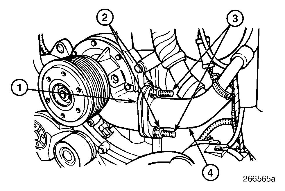Cooling System Enhancements Cx Model Chassis Equipped With Either An