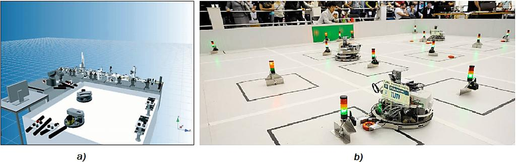 DIFFERENT APPLICATIONS OF MOBILE ROBOTS IN EDUCATION - PDF