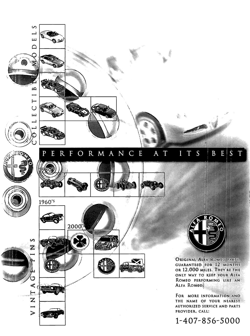 The Official Publication Of Alfa Romeo Owners Club Ith Re C I Parts V O 1 4