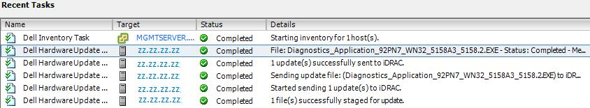 Using Dell Repository Manager with OpenManage Integration
