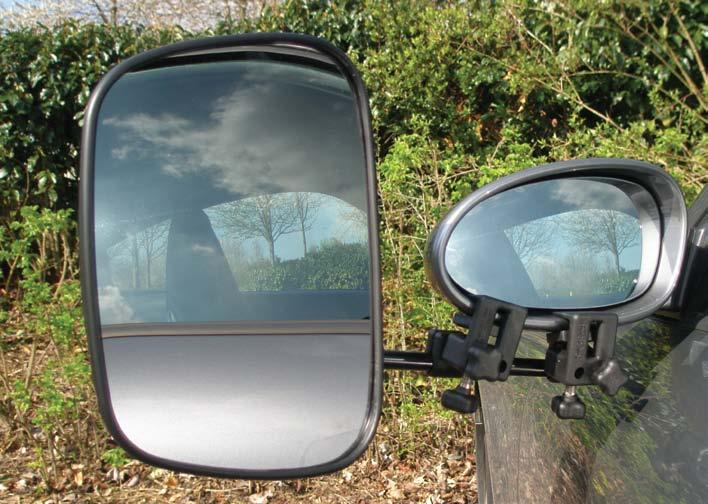 Wing Mirrors World Lunar Clubman SB 2012 Caravan Trailer Towing Hitch Cover Green Breathable