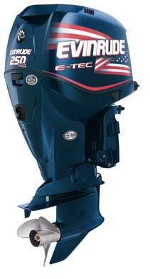 EVINRUDE E-TEC spend more time on the water  - PDF