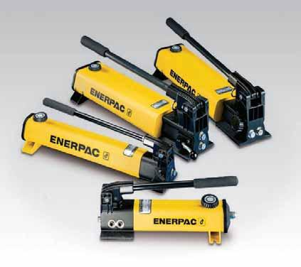 Enerpac PEM-1301D Submerged Electric Pump with 3 Way Tandem Center Valve and Heat Exchanger