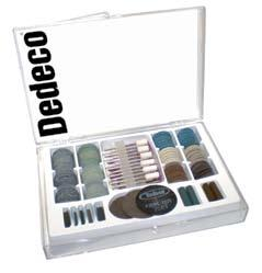 Assortment Setting Pack of 18 High Speed Dedeco 0542 Goldies