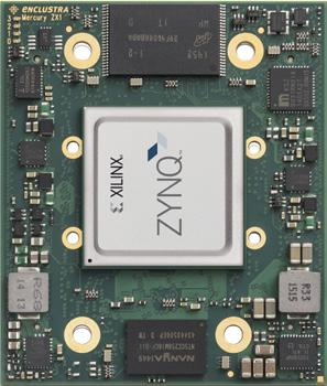 Xilinx-based Products  Catalogue Mercury+ XU1  Unprecedented CPU