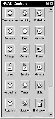 you can also store important data with your drawing, such as part numbers  (for  23 example: hvac control schematic