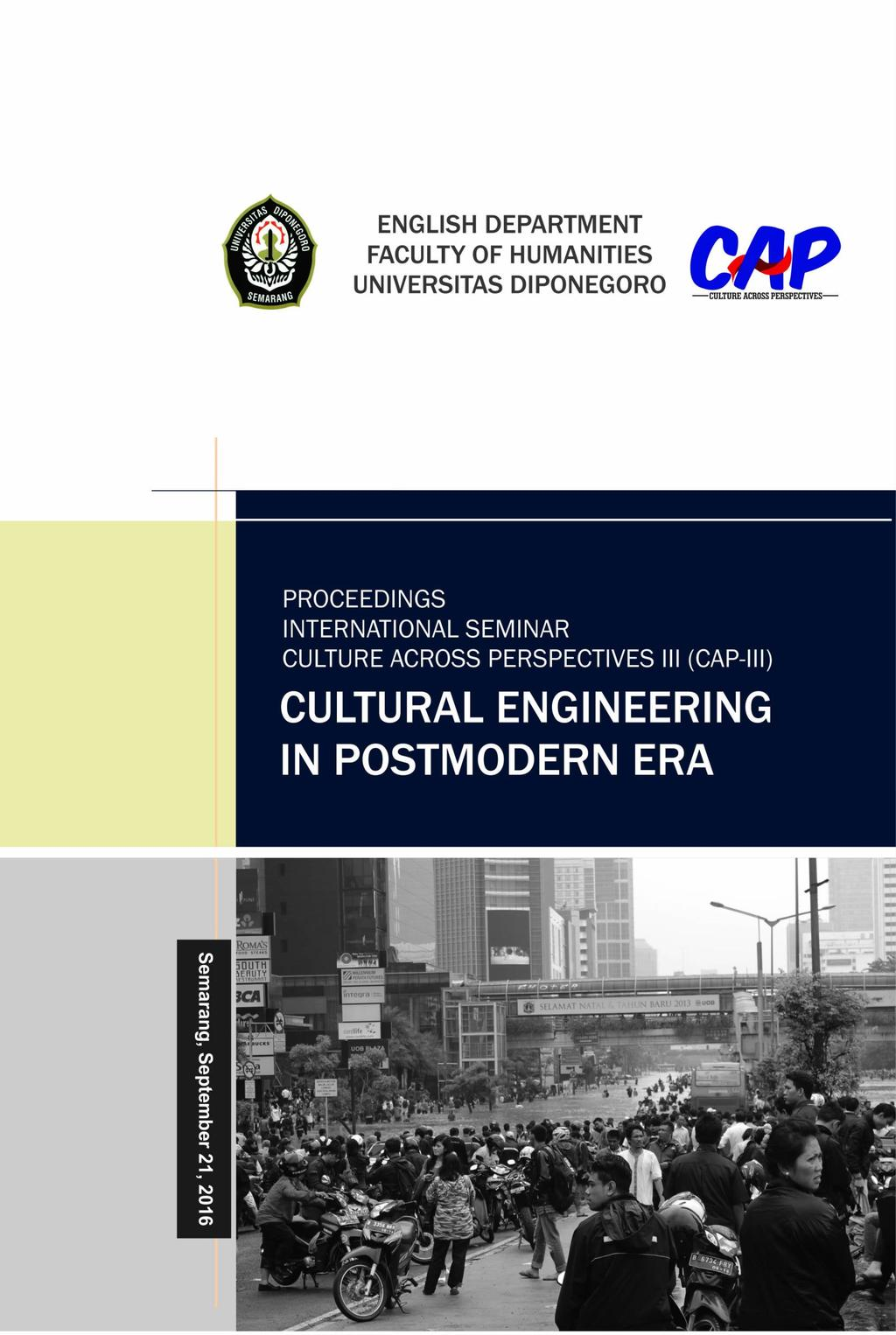 Proceedings International Seminar Culture Across Perspectives Iii Baju Camo Hutan 2 Tangan Panjang Transcription