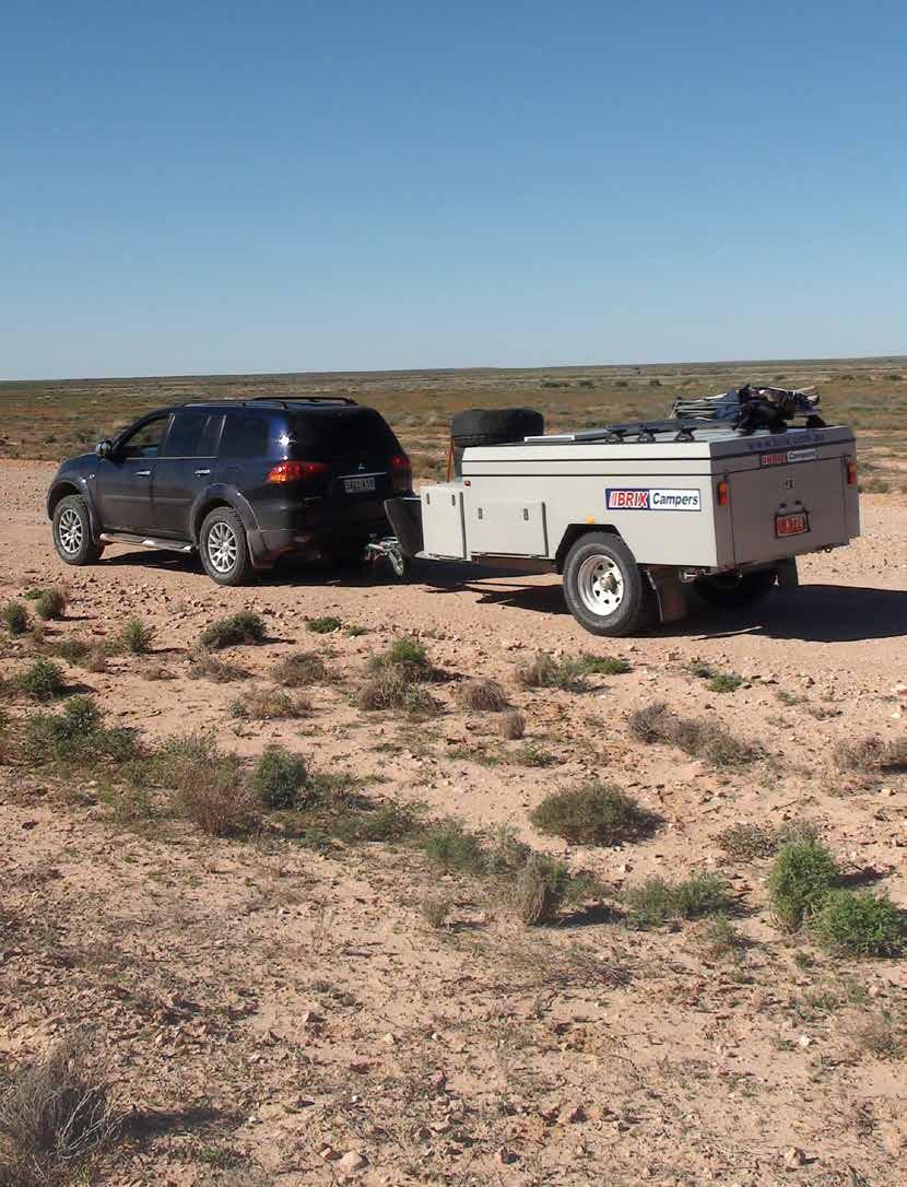 A Camper Trailer Slide On Buyers Guide 2014 Z Of Buying 2000 Sportage Fuse Box Indoor Transcription