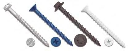 Powers Fastening Innovations 2744SD 3//16-Inch by 2-1//4-Inch Tapper and Phillips Flat Head Carbon Steel Screw Anchor Blue Perma Seal 100 Per Box