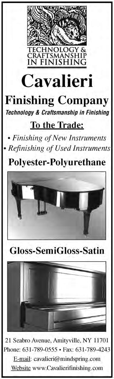 124a81b9 2016 Guide to Resources in Piano Technology Yamaha Corp. of America 6600  Orangethorpe Ave Buena