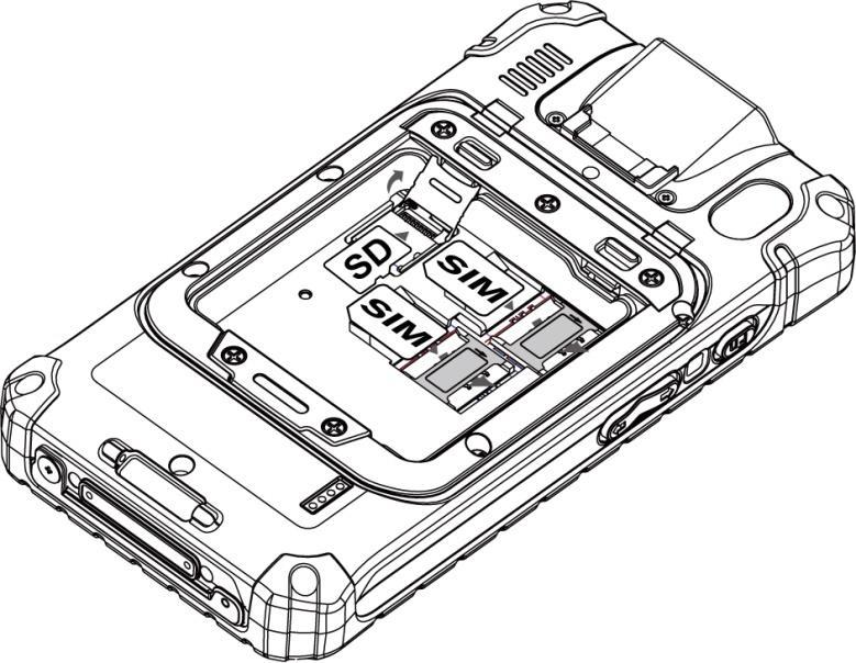 5 Industrial Pda User Guide