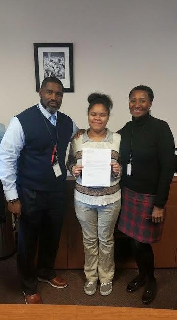 Campus Times  EOCHS Law Club Makes History  Some people