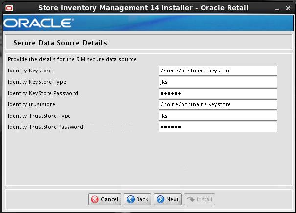 Oracle Retail Store Inventory Management Installation Guide