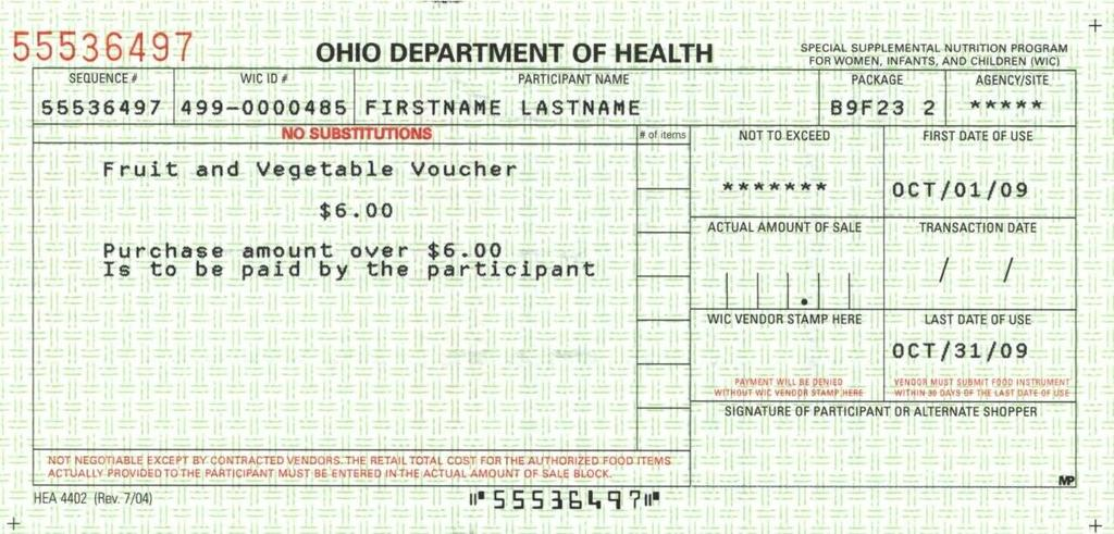 Ohio Department Of Job And Family Services Electronic Benefits
