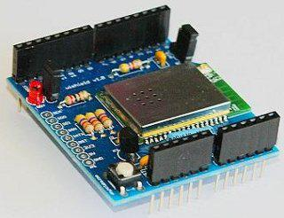 MASTER THESIS  TITLE : Design of an Arduino shield for ota