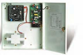 INTELLIGENT SINGLE DOOR    ACCESS CONTROLLER PANEL  INTELLIGENT