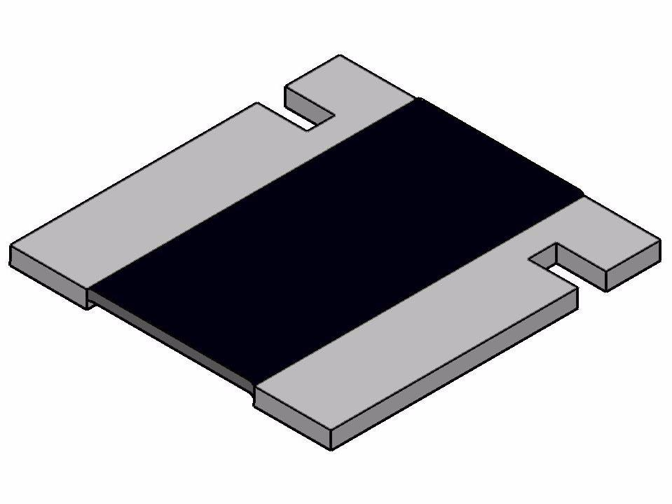 Surface Mount Thin Film Precision Resistor 0805 0.1/% 1//8W 25ppm MCU0805 Vishay-Beyschlag 1.00K ohm SMD Continuous strip of 100