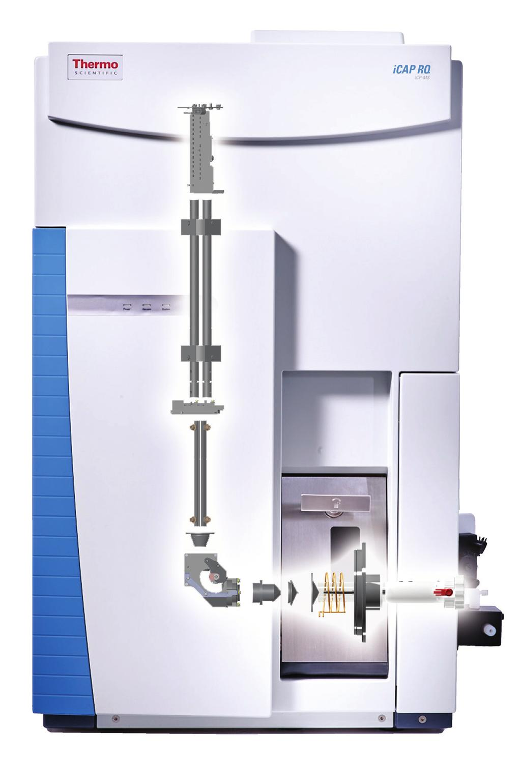 Thermo Scientific icap RQ ICP-MS  Simplicity, productivity and
