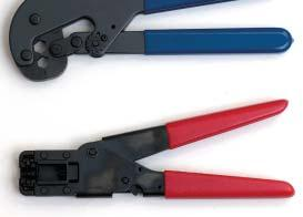 F And Large O.D TMI-1031 Crimp Tools