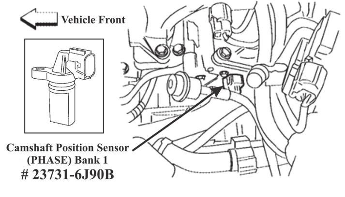 2004 Maxima in Failsafe: No Transmission Codes Stored  Figure 1 - PDF