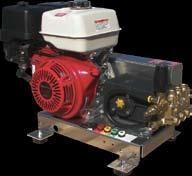PRO POWER SERIES SKID MOUNT PRO POWER MODELS  2 Contacto