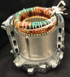 Open Source Electric Motor Models for Commercial EV & Hybrid