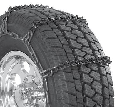 Security Chain Company QG4849CAM Quik Grip V-Bar Type CAM-RDT Light Truck Dual and Triple Tire Traction Chain Pack of 1