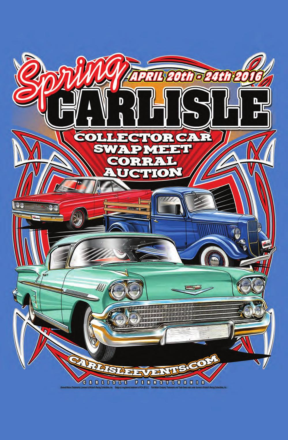 Official Event Guide Building T Collector Car Auction Thursday Hydro Lectric System Installation Diagram For 1946 47 Fisher A Body Convertibles Souvenirs